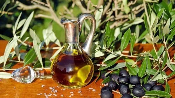 Кладовая витаминов - оливковое масло