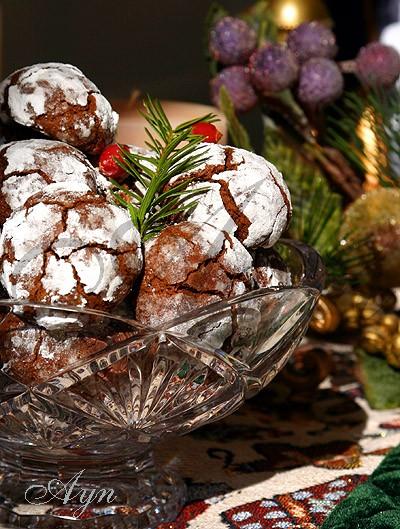 """, спасибо за шоколадное печенье """"трюфель"""""""