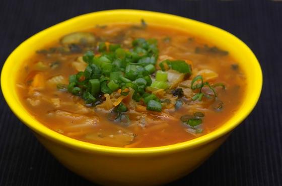 Совeтую присмотреться всем к етому супу