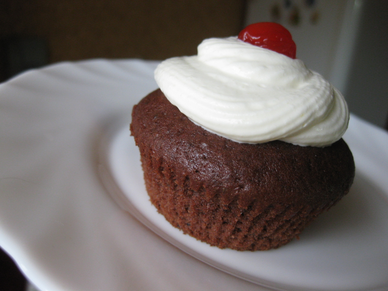 Маффины шоколадные с шоколадной крошкой рецепт пошагово в