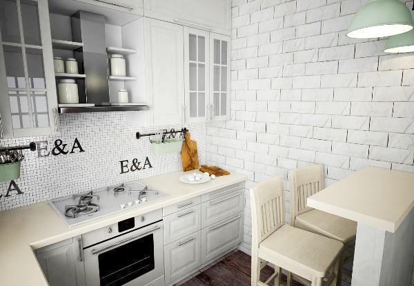 Простая кухня