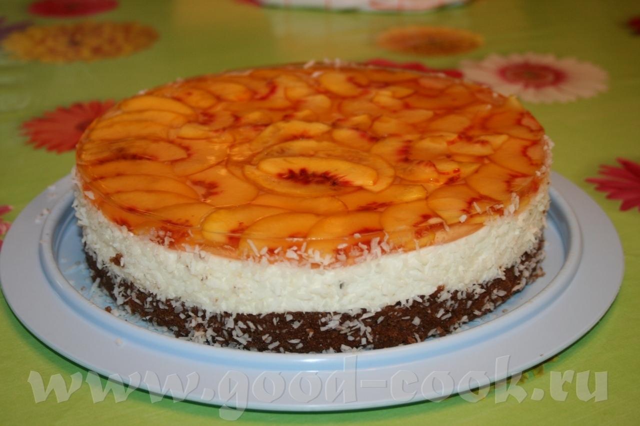 Приготовить желейный торт в домашних условиях
