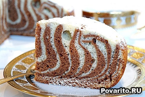 торт из йогурта в мультиварке рецепты
