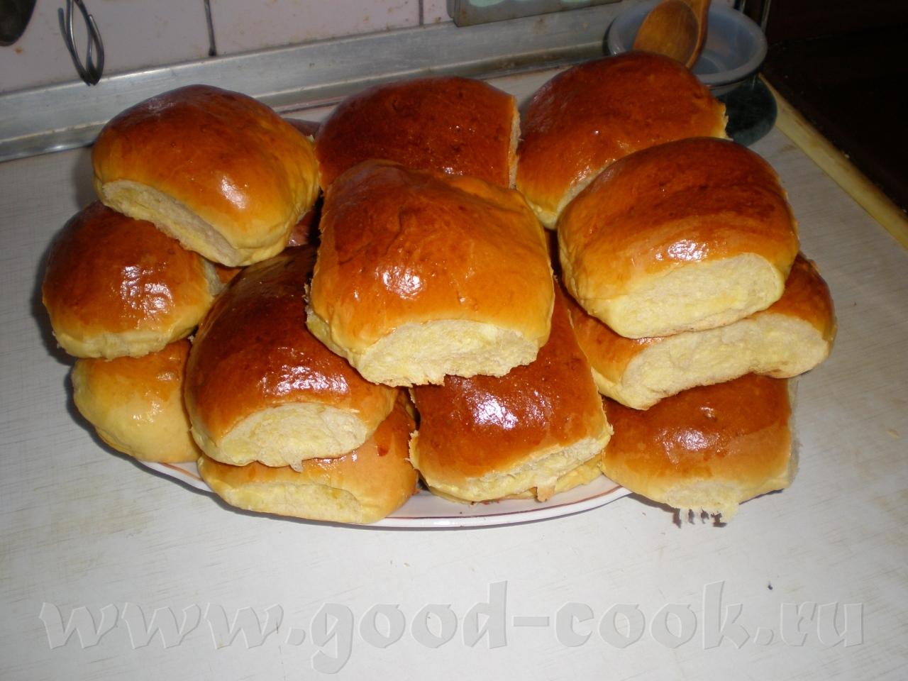 Пирожки с капустой на кефире - пошаговый рецепт с фото на
