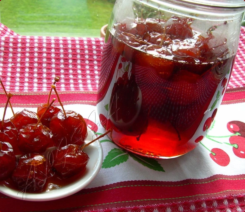 Яблоки в сиропе на зиму рецепт