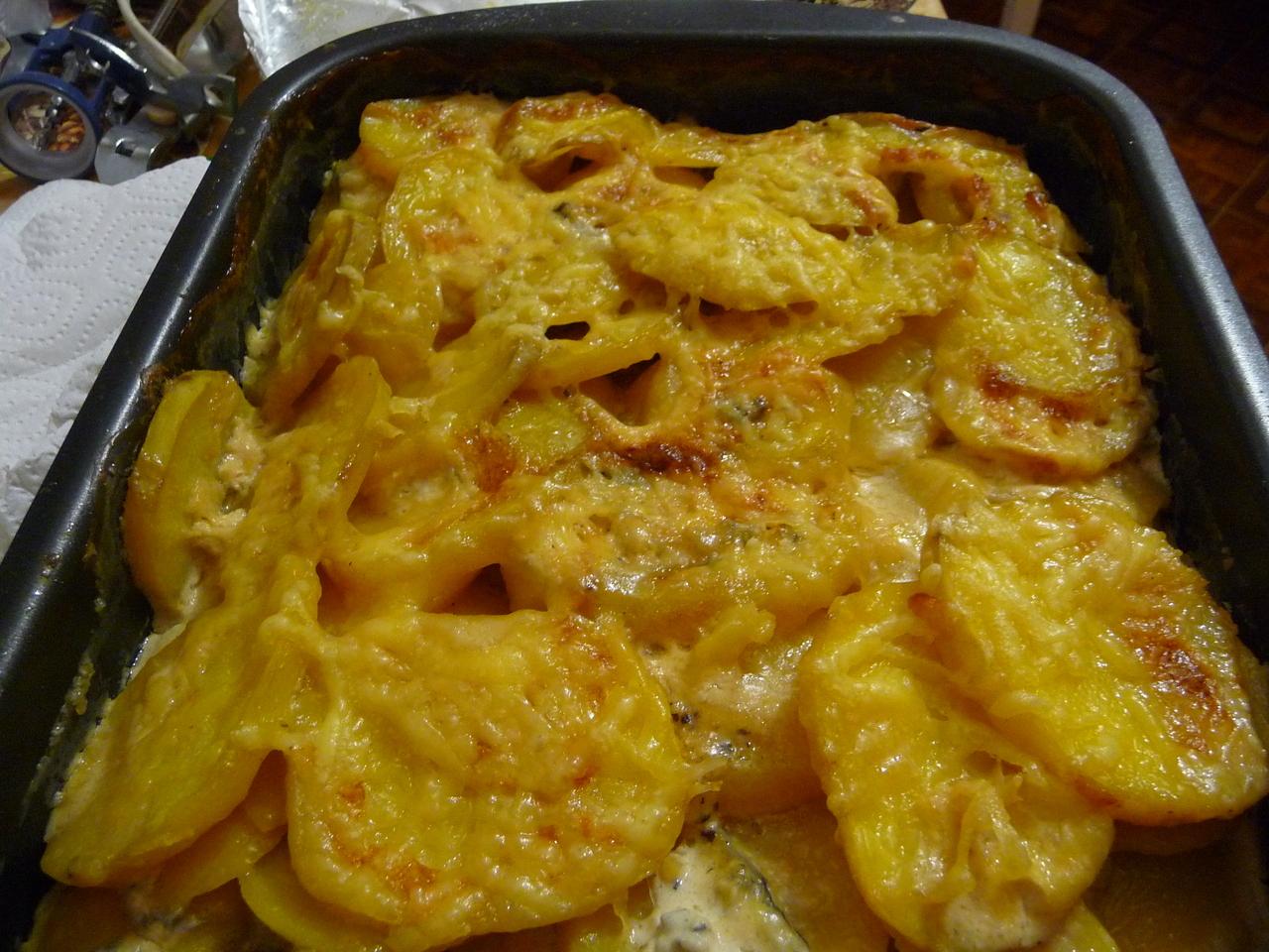 Окунь с овощами в фольге в духовке рецепт