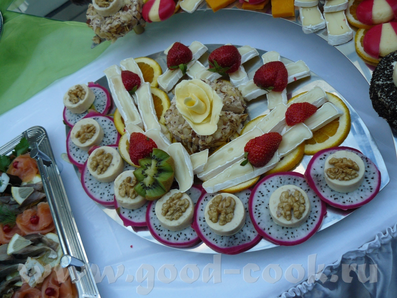 закуски на свадебный стол рецепты с фото