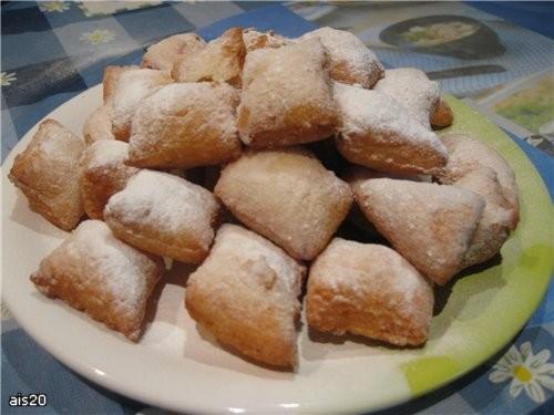 У меня сегодня получился какой-то многонациональный ужин Готовила восточные сладости (купила себе о... - 3