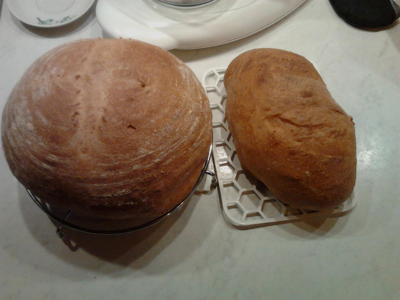 Постный хлеб в домашних условиях в духовке рецепт