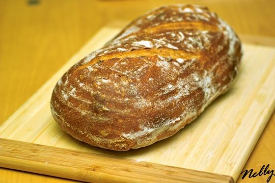 Светлый ржаной хлеб