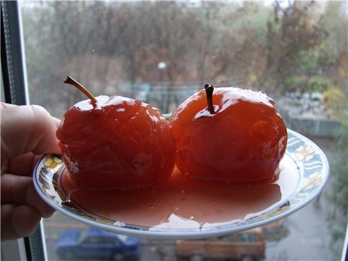 рецепт варенья из яблок китайка