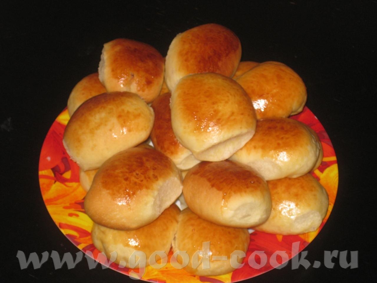 Тесто для пирожков в духовке 6