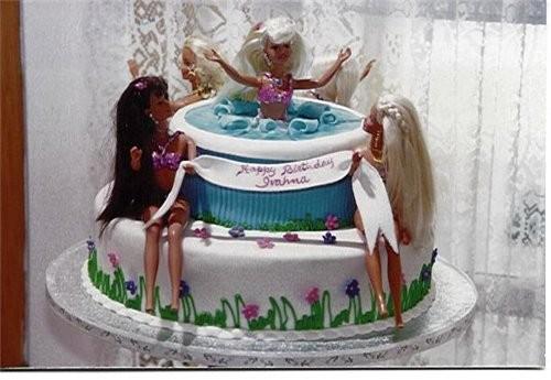 Как сделать торт по картинке