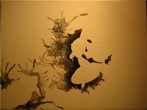 уроки живописи акрилом: