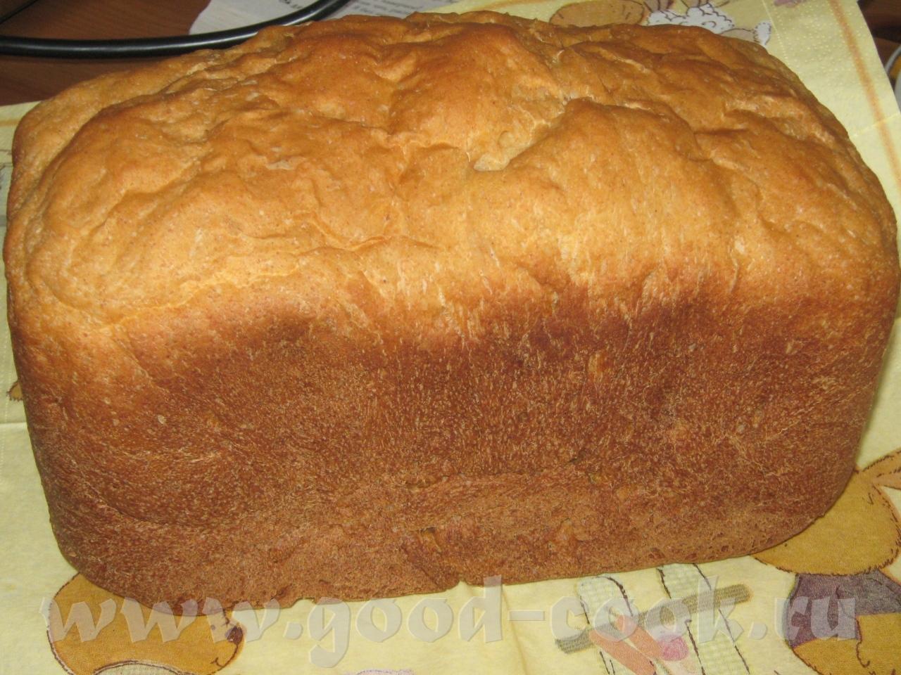 Овсяный хлеб в хлебопечке рецепты 2
