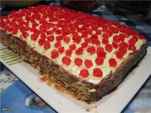 """Несу вам свой позор Моя попытка сделать Торт """"Бутерброд с красной икрой"""" Ингредиенты: Бисквит: - 5... - 4"""