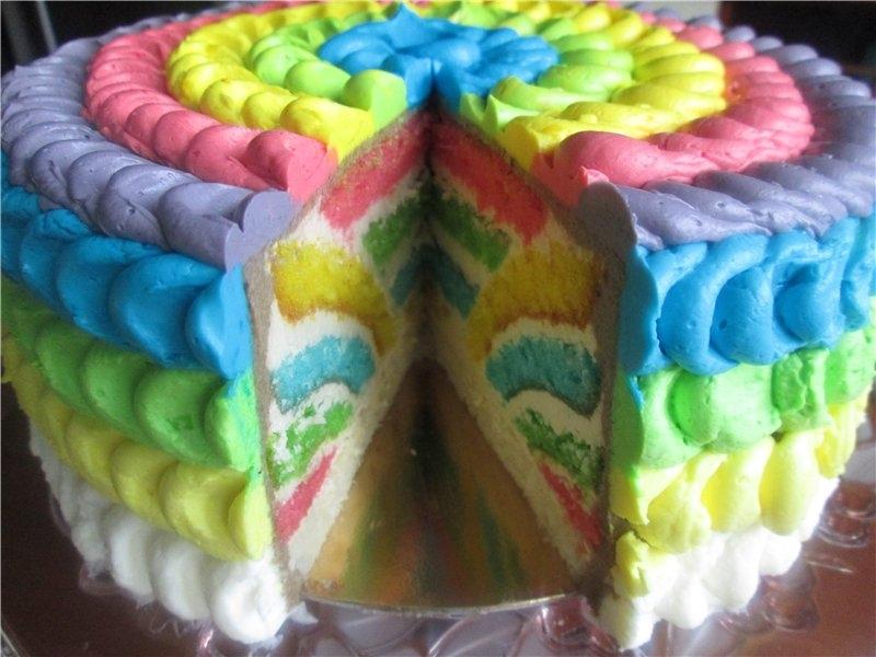 Красивые и несложные торты своими руками 83