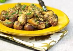 Блюда из овощей Gratin dauphinois-Картофель, запеченный в сливках и еще немного о нем Картофель зап... - 2