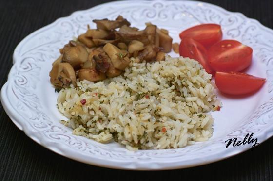 Рис чимичурри