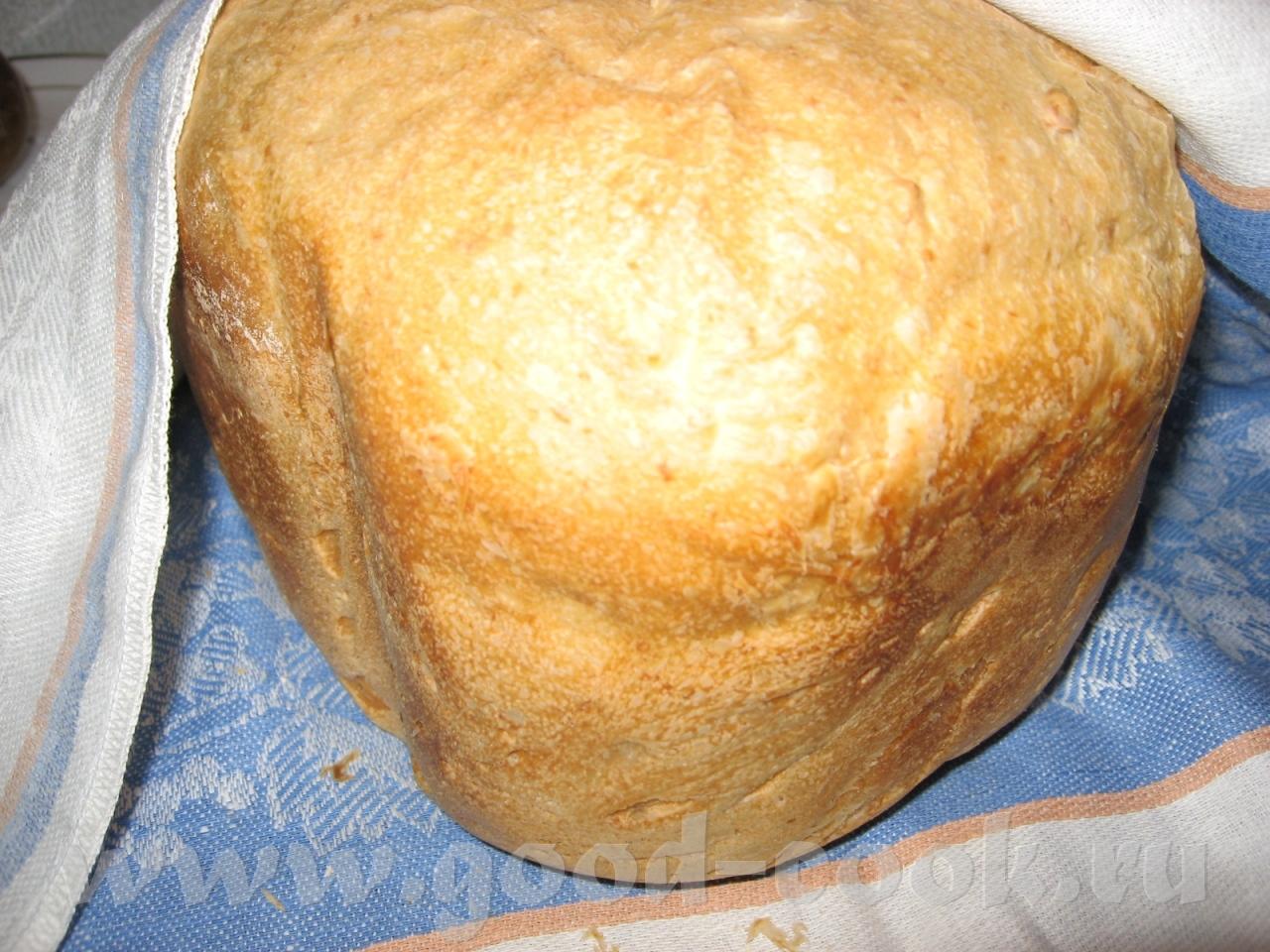 Хлеб в мультиварке рецепты без дрожжей на молоке пошагово