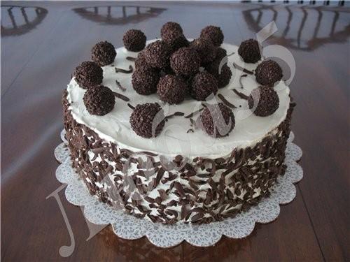 медовый торт, рецепт с фото.