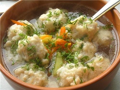 Такие супы предпочитают готовить истинные гурманы.