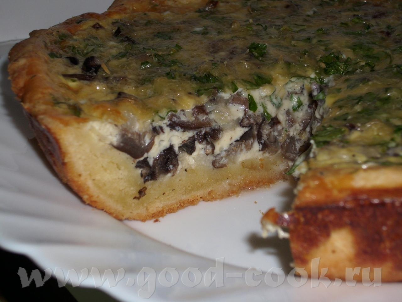 Рецепт печеночного пирога пошагово в