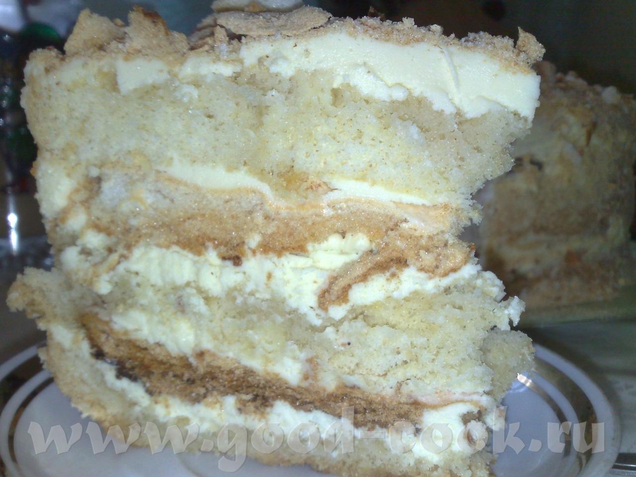 Торт с прослойкой из безе рецепт пошагово в домашних условиях