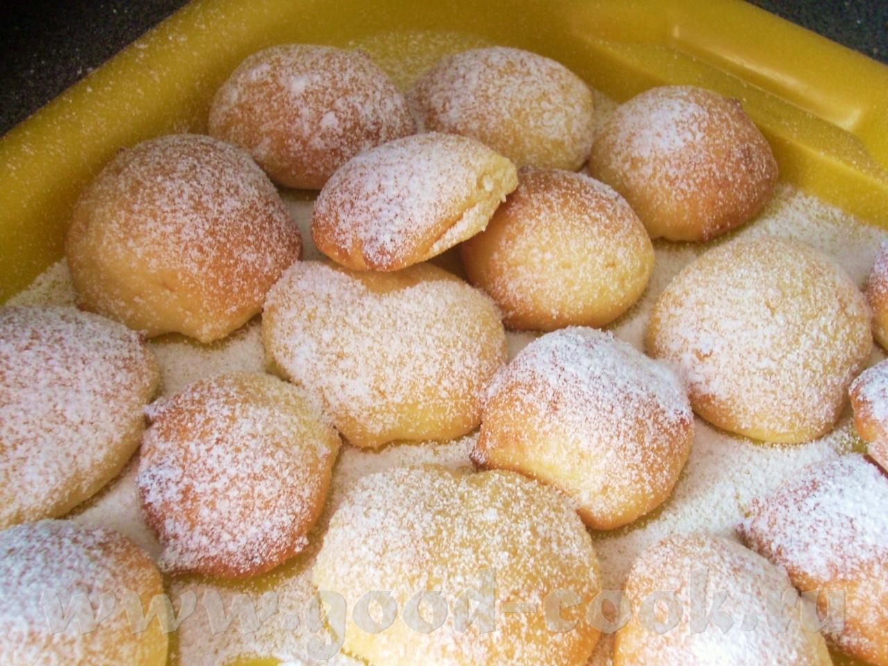 Как сделать домашнее творожное печенье