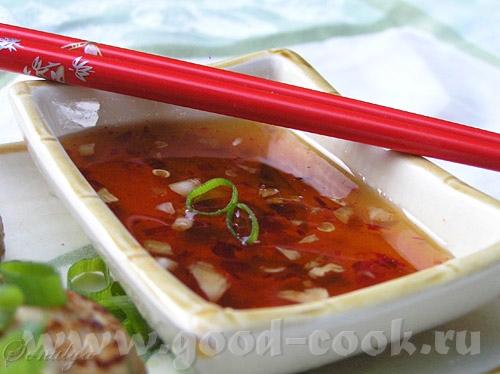 Китайский кисло сладкий соус рецепт с фото