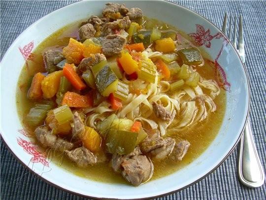 блюда среднеазиатской кухни рецепты с фото