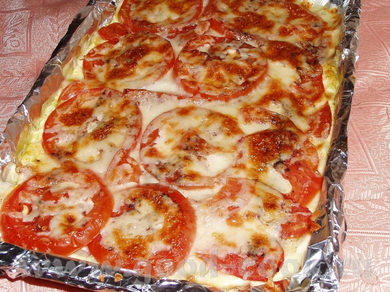 Рыба с сыром и помидорами в духовке рецепты с пошагово