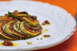 Блюда из овощей Gratin dauphinois-Картофель, запеченный в сливках и еще немного о нем Картофель зап... - 3