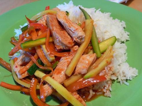Рецепт китайский кислосладкий соус