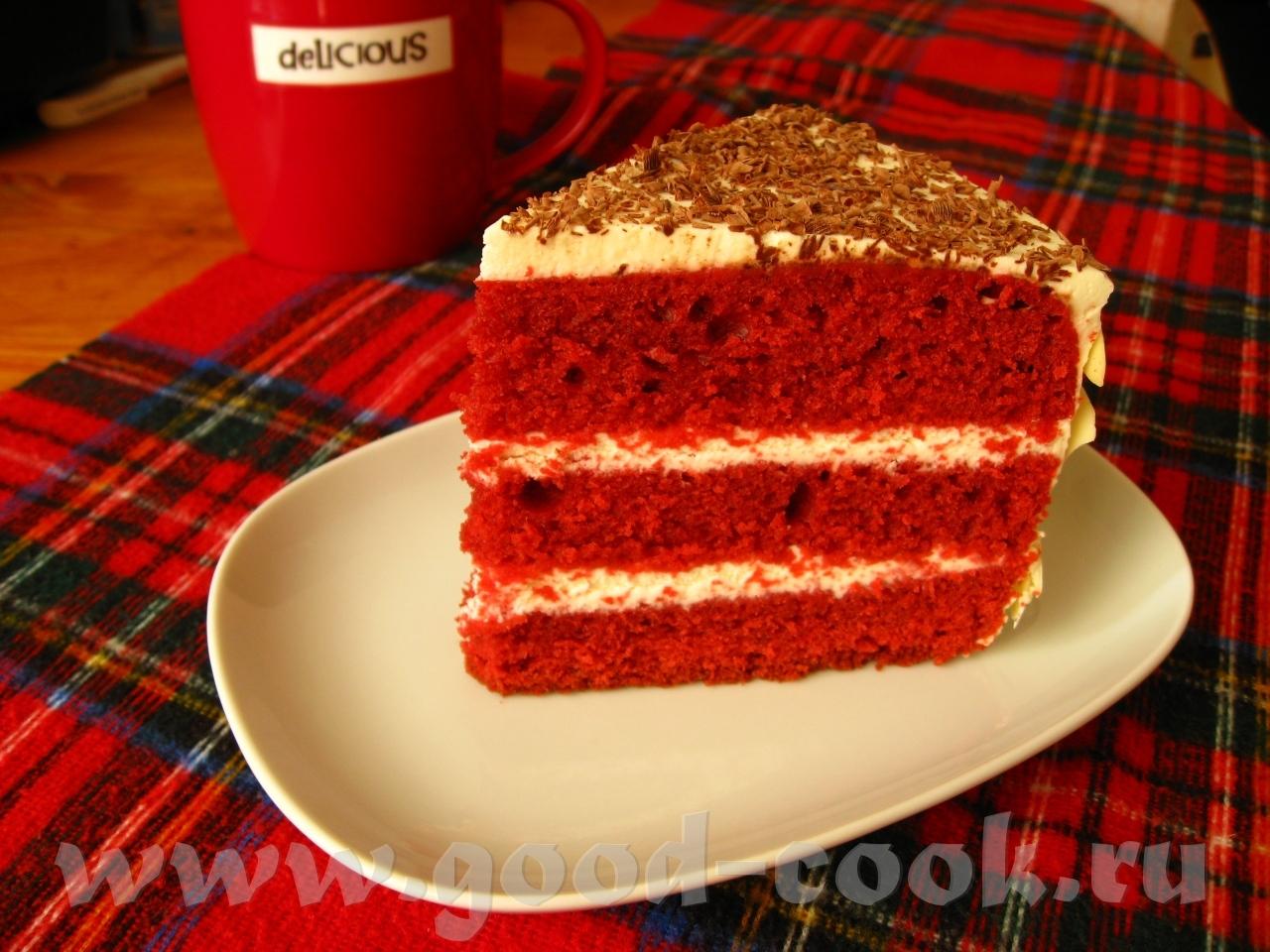 Торт двухъярусный в домашних условиях