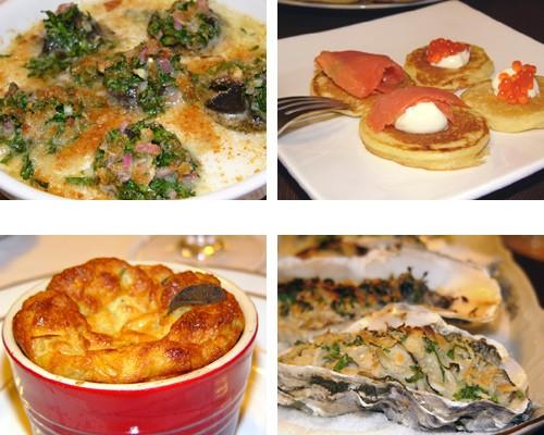 """Горячая закуска  """"Семга в кунжуте """".  Горячие закуски очень разнообразны."""