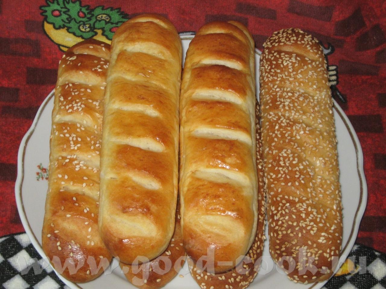 Багет - рецепты с фото на Повар. ру (13 рецептов) 58