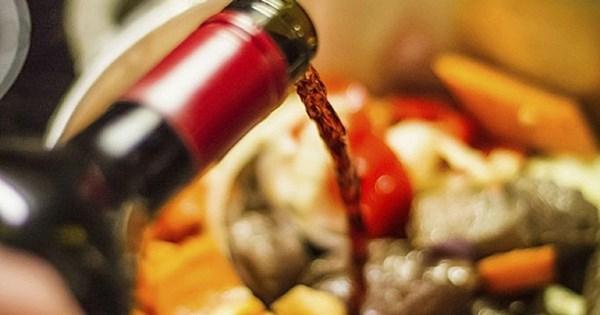 Алкоголь – пикантная изюминка кулинарии