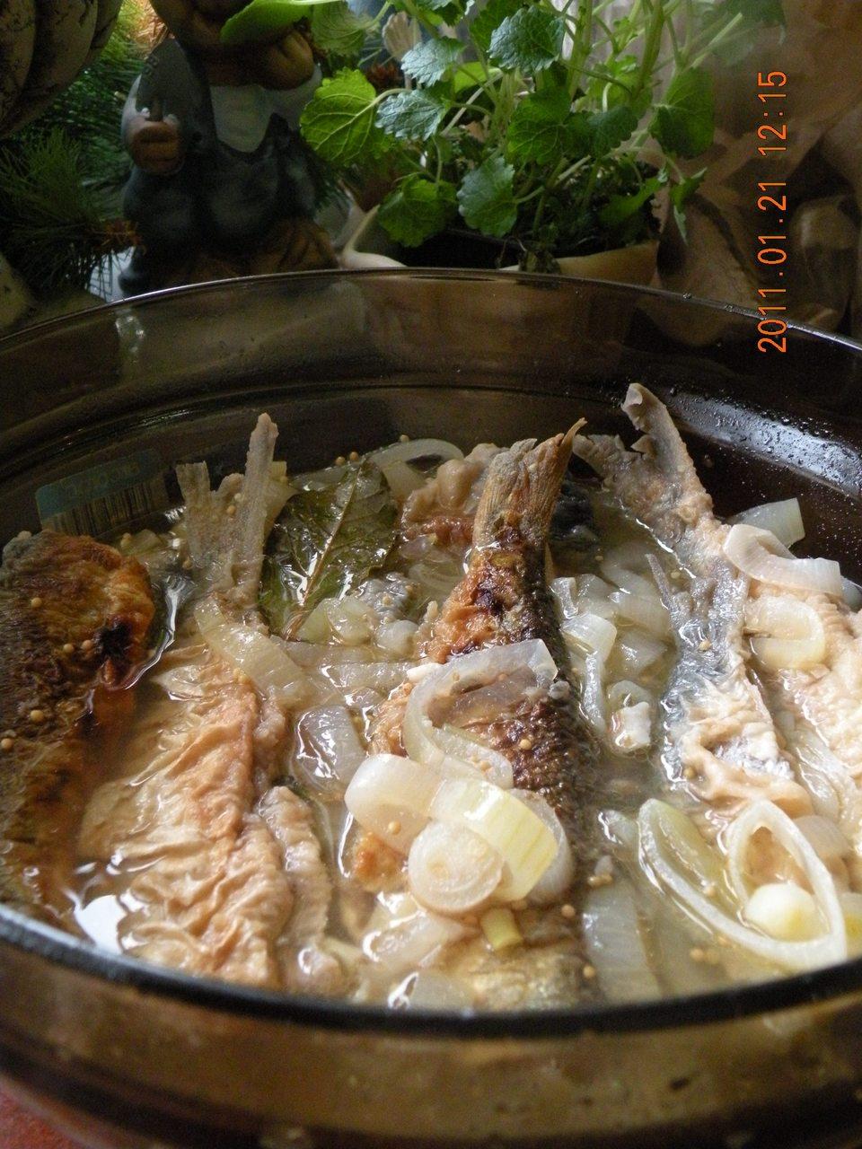Жареная селедка рецепт пошагово в