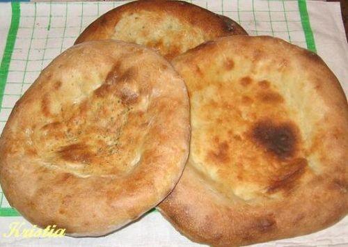 Лепёшка таджикская рецепт