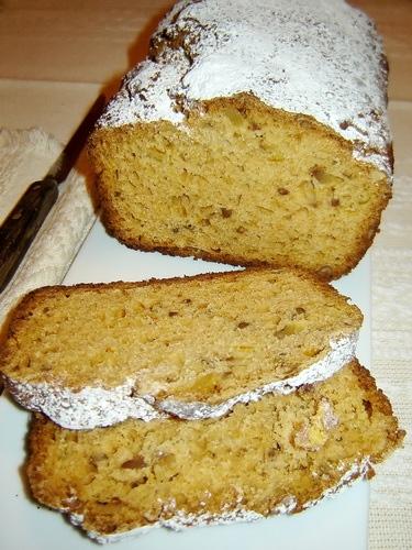 Хлеб на апельсиновом мармеладе Этот хлеб больше похож на кекс в нашем понимании