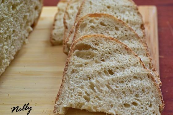 Натуральная закваска из Сан Франциско Классический французский хлеб, Сан Франциско стиль Ржаной хле... - 2