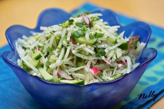 Такой обычный зимний салат