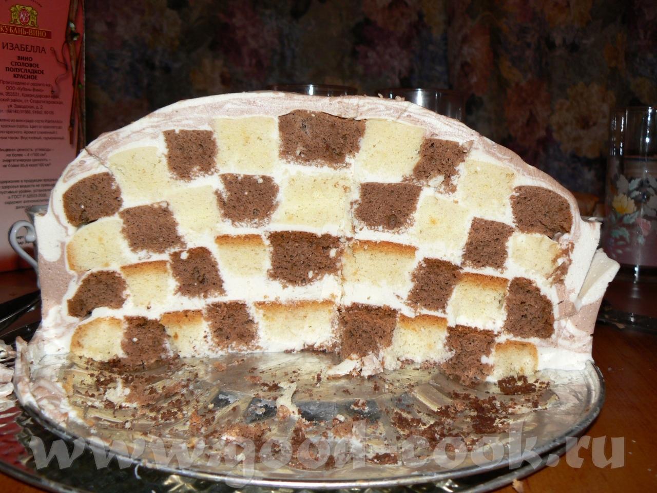 Рецепт торта наташа в домашних условиях с фото