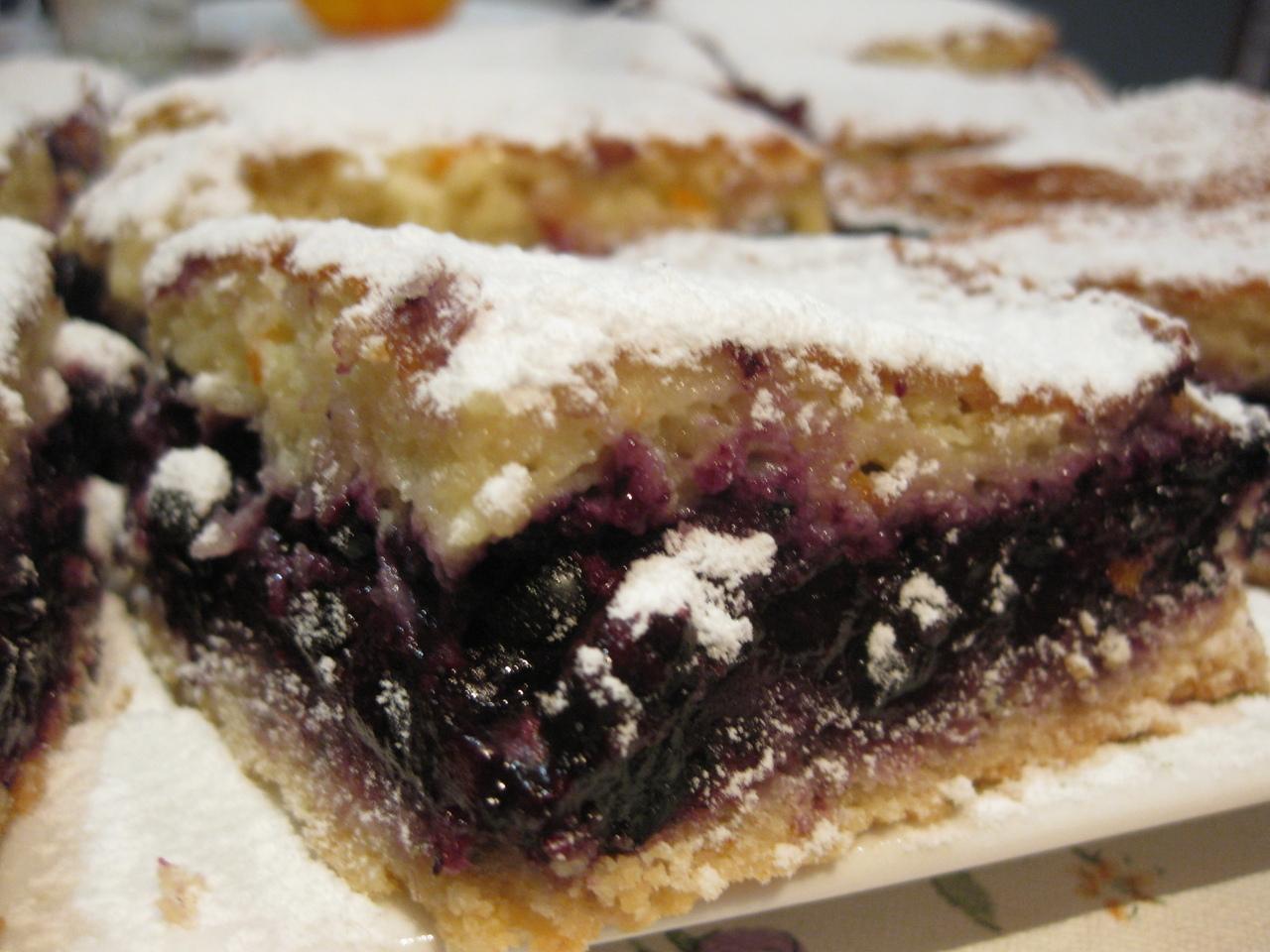 Пирог с крученой черемухой и сметаной рецепт пошагово в духовке