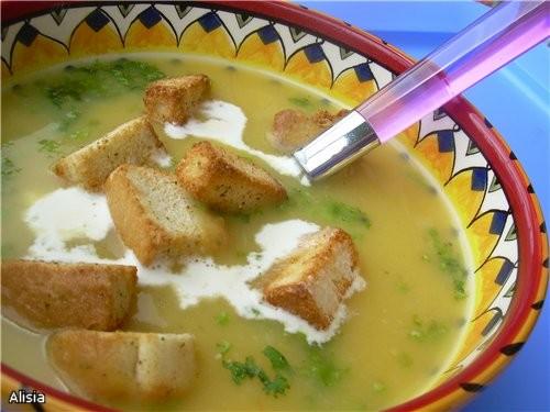 Гренки для супа рецепт с фото