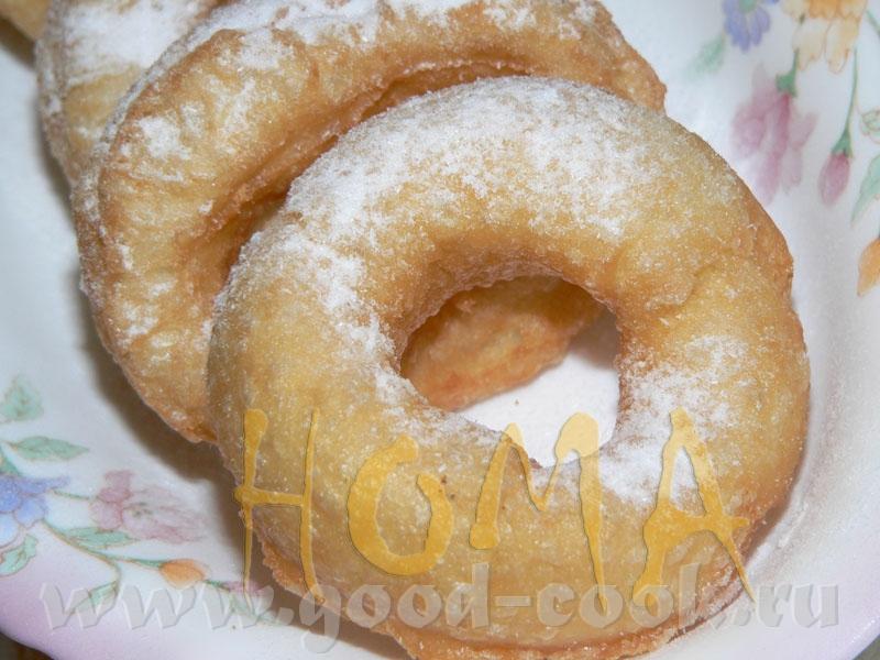 Пончики как в икеа рецепт пошагово 2