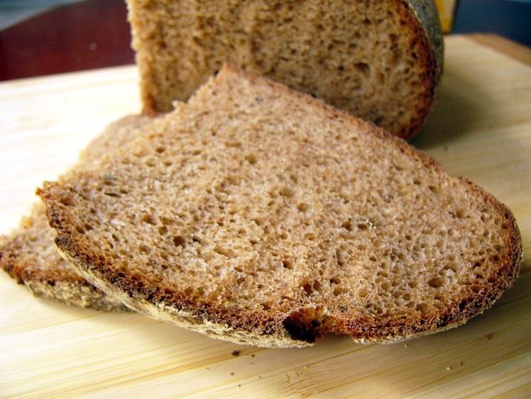 Как сделать ржаной хлеб пористым - TA-ivanovo.Ru