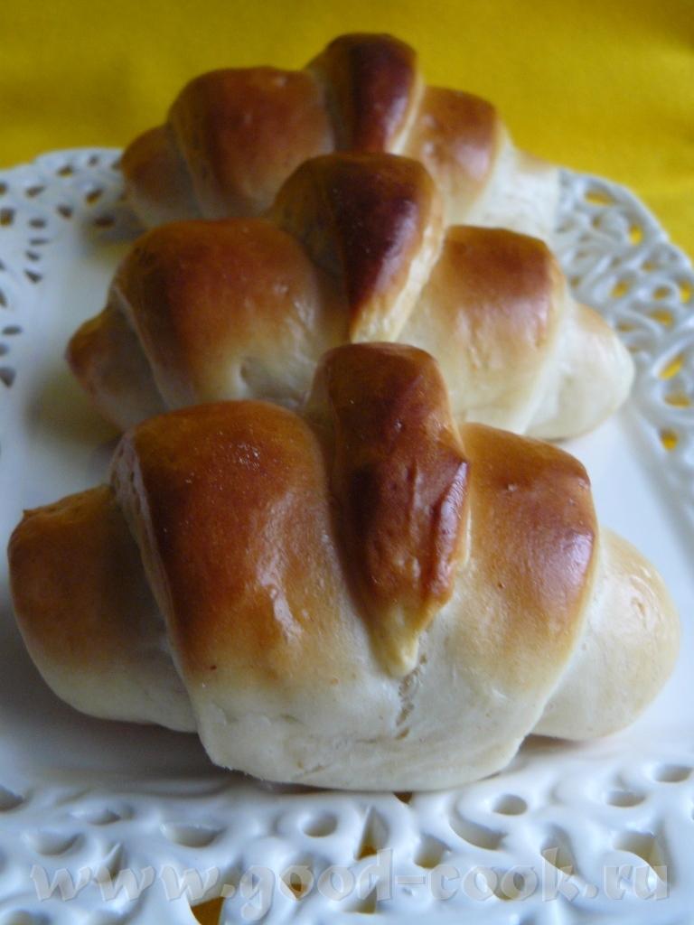 Как сделать тесто на булочки с фото 531