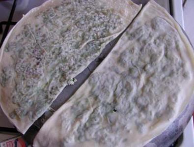 Гёй кутаб - кутабы из зелени от Гюли - 5